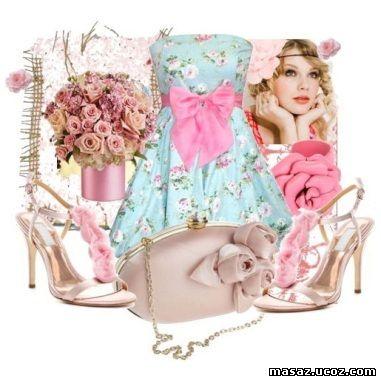 Самые красивые выпускные платья 2012.  Zujind.  381 pxРазмер.